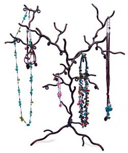 Jewellery Stand~Large Tree Jewellery Organiser Display Stand~By Folio Gothic Hippy~SR1L